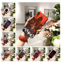 Berserk Guts Custom Photo Soft fundas Phone Case for iPhone 11 pro XS MAX 8 7 6 6S Plus X 5 5S SE XR case(China)