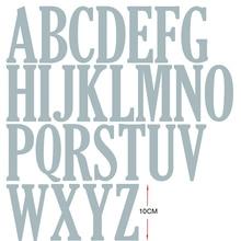 26pcs English Letters High 10cm  Metal Cutting Dies For DIY Creative Embossing Photo Album Scrapbook Paper Craft 26