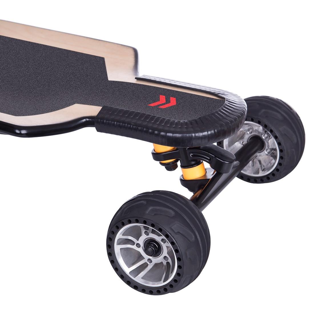 BRT-02 4-колесный электрический скейтборд - AU% 2FUK% 2FEU% 2FUS Plug