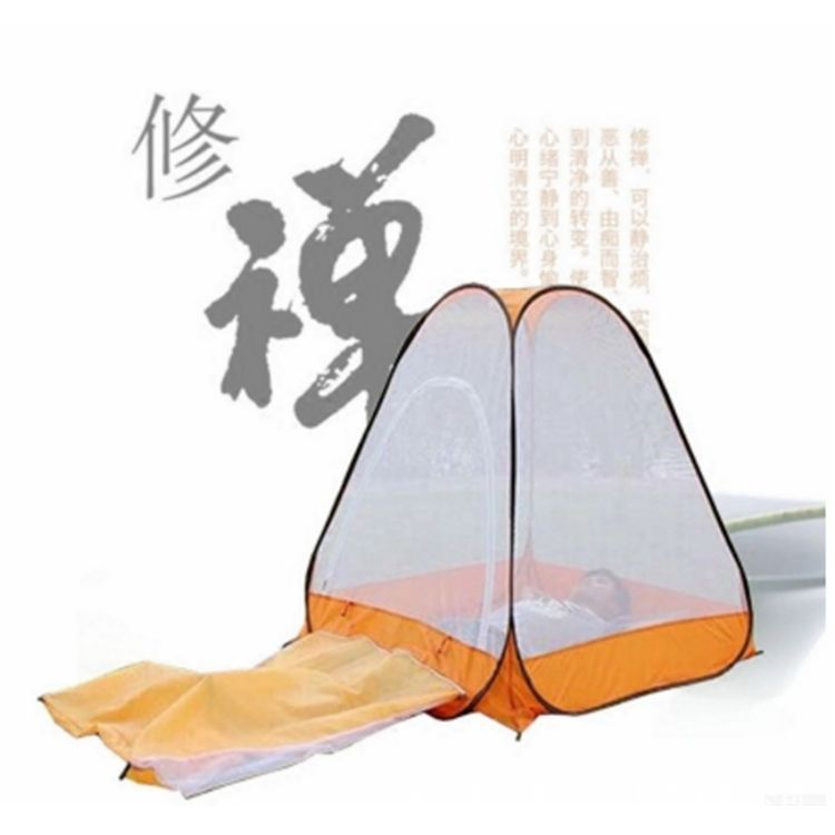 Buddhism Supplies Monk Meditation Mosquito Net Outdoor Tent Meditation Accounting Have Sleeping Bag