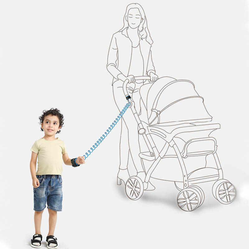 طفل مكافحة خسر المعصم ربط الاطفال في الهواء الطلق المشي حزام يدين سلامة الطفل مكافحة خسر المعصم ربط طفل المقود على ظهره الاطفال مكافحة خسر