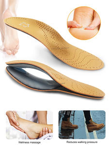 Orthotic-Insole Arch-Support Flat-Feet O/X-Leg-Corrected Women Children