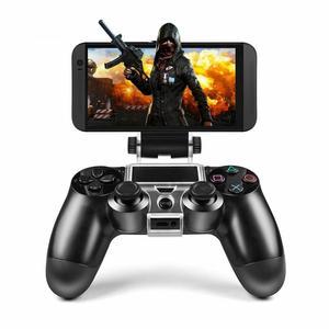 For PS4 Accessories Clip Clamp Stand Bracket for PlayStation 4/Slim/Pro Dualshock 4 Controller Holder Game Joystick Mount