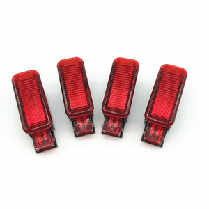 Image 5 - Auto Interieur Halogeen Rode Deur Waarschuwingslampje Kabel Wringen Harnas Upgrade Voor A3 A4 B8 A5 A6 C7 C8 A7 a8 S8 Q3 Q5 Q7 Tt RS3