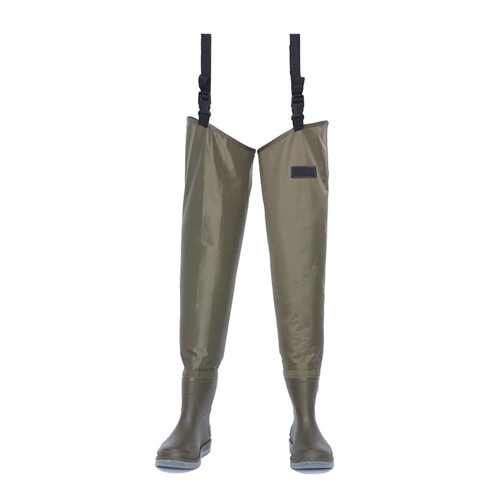 upstream pesca caça calças bota