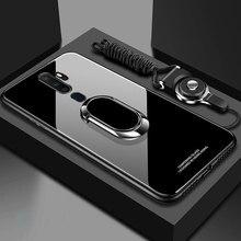 for OPPO A5 2020 Case Magnet Ring Holder