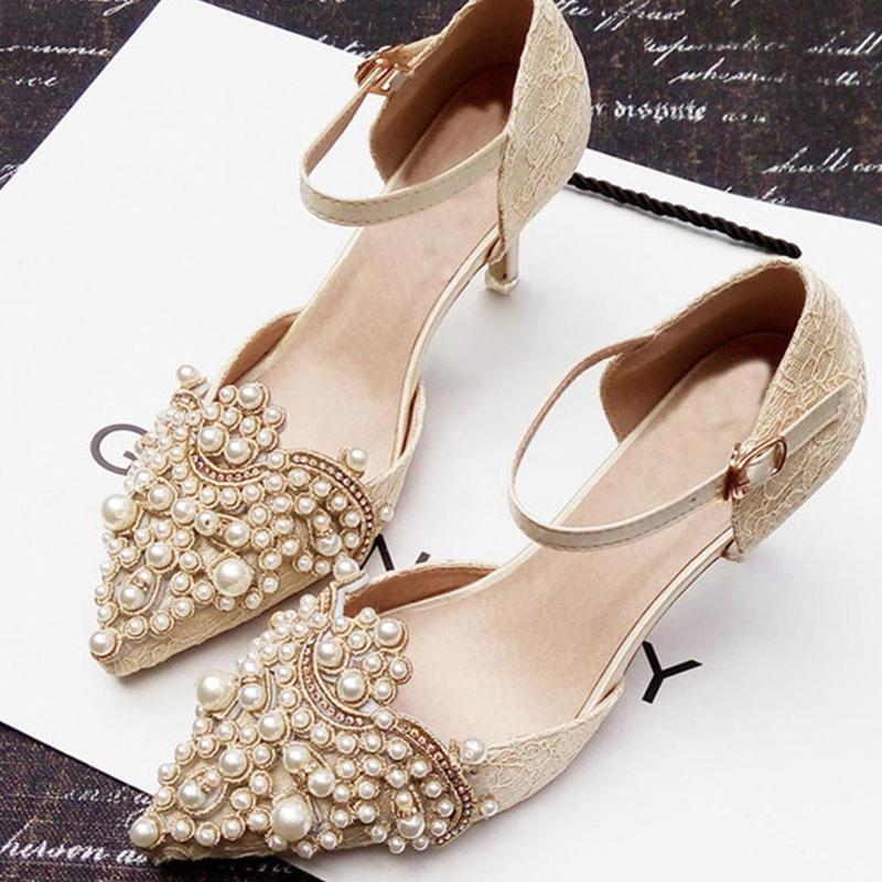 2pcs Elegant Rhinestone Shoes Clips High Heel Women Bride Flower Decoration  Shiny Decorative Clips Charm Buckle