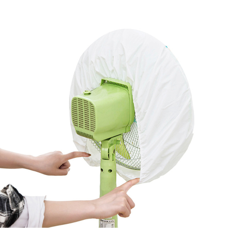 Dust Cover Peva High Quality Waterproof Floor Fan Dust Cover Stylish All-Inclusive Useful Durable Dust Cover