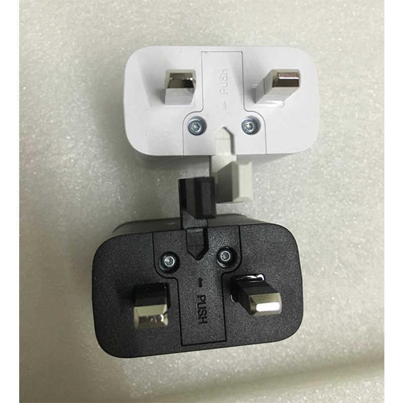 Chargeur d'alimentation rapide d'origine britannique pour Samsung Galaxy S10 S10 + chargeur de téléphone avec câble USB chargeur rapide