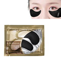 US 20Packs 24K Gold Crystal Collagen Eye Mask Patch Pad Moisturizing Anti Aging Puffiness Dark Circle Remover Eye Bags Skin Care 6