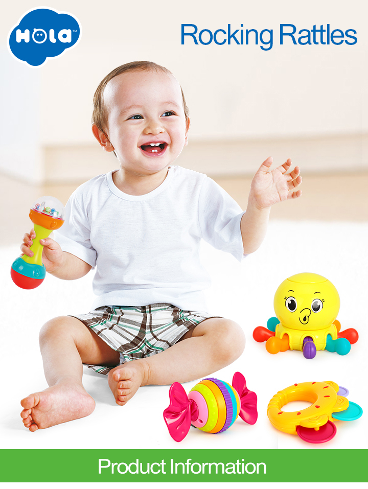 Gift For Baby Animal Shape Development Toy Baby Rattles Mobiles Baby Toys Toys