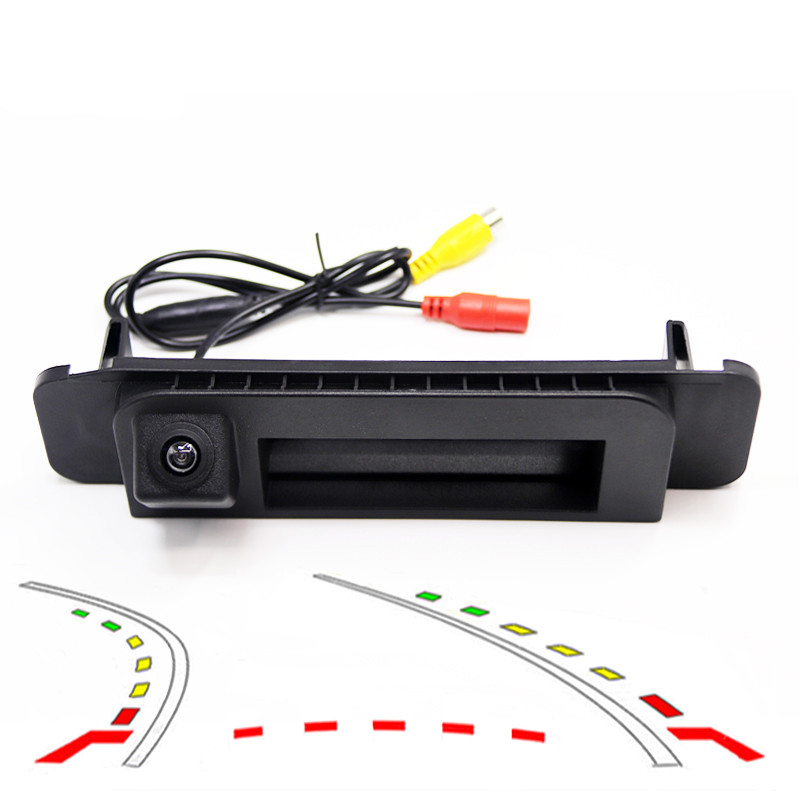 Trajectory Tracks Rear View Camera For Benz A Class C W205 CLA C200L C180L C260L W176 A180 A200 A260 GLK 300 X204 ML GLA GLC GLE