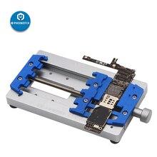 Mj K22ユニバーサルpcbメインボードbga修理フィクスチャの場合サムスン修復ツールマザーボード固定クランプバッグはんだツール