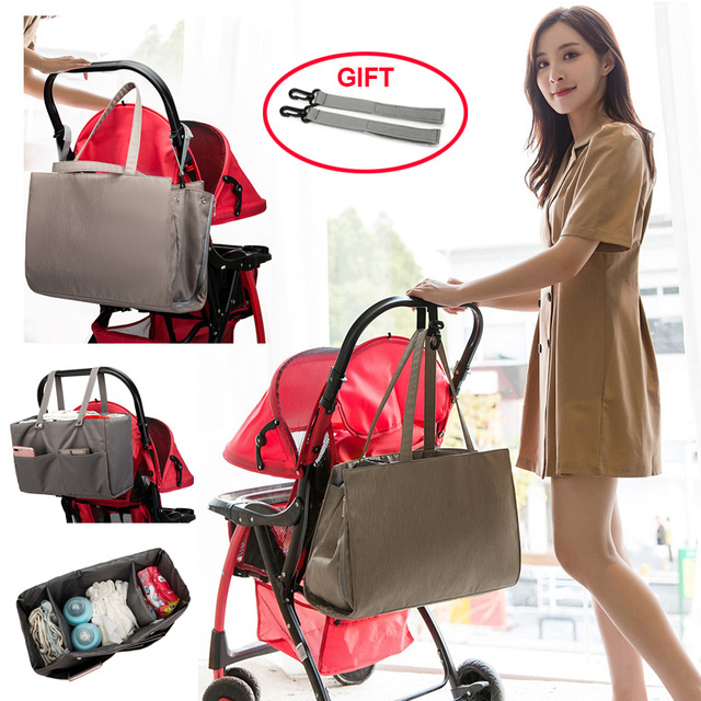 Baby Removable Bed Diaper Bag Maternity Mommy Totes Bags  Travel Bed Portable Bed-in-Bed Cradle Nest Mattress Bag Hobos | Happy Baby Mama