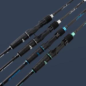 Image 5 - KastKing Crixus Baitcasting ספינינג פיתוי חכת דיג 30 טון פחמן סיבי בינוני מהיר פעולה ליהוק חכת דיג