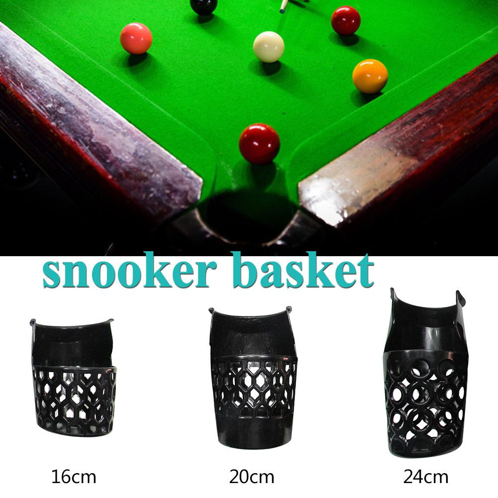 1PC Plastic Web Drop Pockets Billiard Pool Table Liners Snooker Billiard/Table Tennis/Basketball Accessories