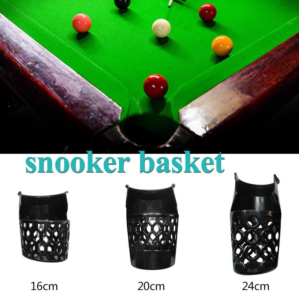 1PC Plastic Web Drop Pockets Billiard Pool Table Liners Snooker Billiard/Table Tennis/Basketball Accessories
