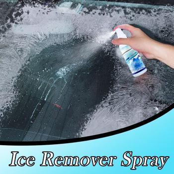 30ml 50ml środek do usuwania lodu środek do topienia śniegu środek do usuwania lodu Spray do topienia śniegu na okno samochodu szkło do topienia śniegu w zimie tanie i dobre opinie CN (pochodzenie) wholesale dropshipping