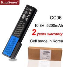 KingSener CC06 Laptop Battery For HP ProBook 6360b 6460b 647