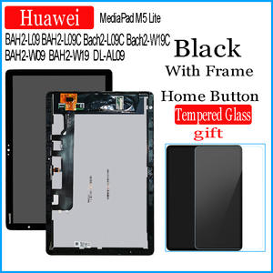 Digitizer Lcd-Display-Assembly Touch-Screen Huawei Mediapad BAH2-L09C with Bach2-W19c