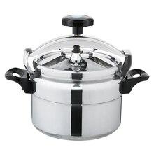 Скороварка из нержавеющей стали, кастрюля для супа, Взрывозащищенная кухонная посуда, кухонная тушеная кастрюля, Бытовая газовая плита, инструмент для приготовления пищи, пароварка
