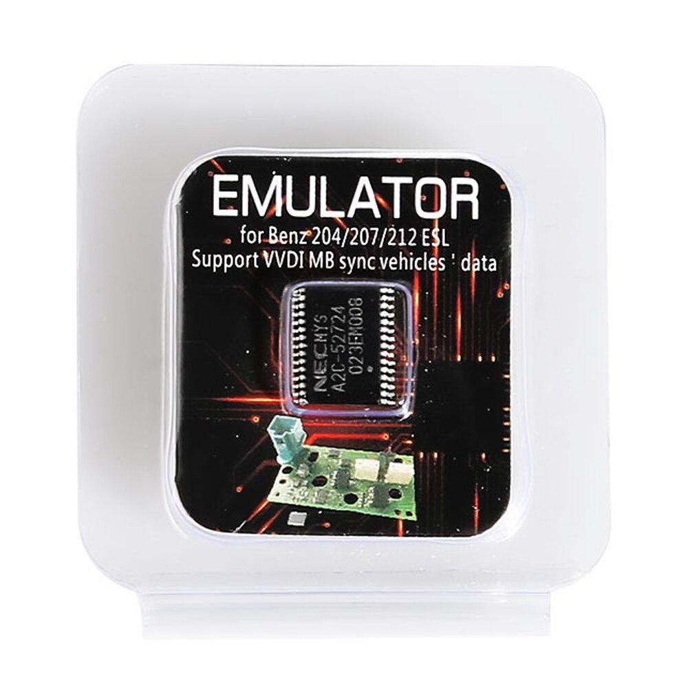 W204 207 212 ESL/ELV Emulator A2C-52724 Chip NEC dla m-ercedes Benz A2C 52724 Emulator Chip NEC dla VVDI MB BGA narzędzie i CGDI MB