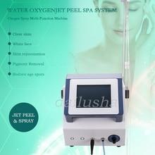 Water Oxygen Injector Jet peel spa salon facial device spra