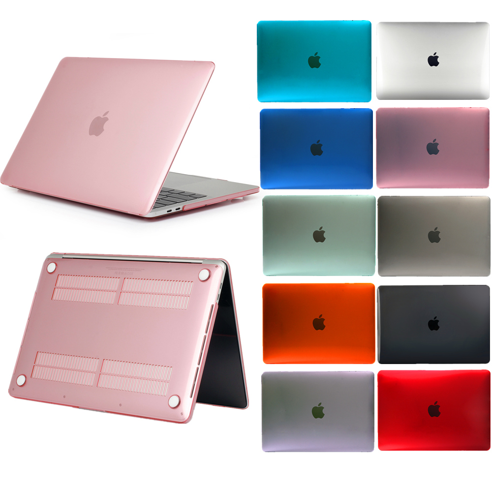 Laptop Case For Apple MacBook Pro 16 Inch 2019 Krystal Notebook Case Scratch Proof Protective Shell For MacBook Pro 16 Coque