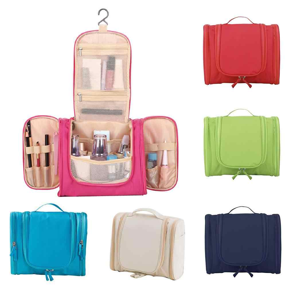Foldable Travel Bags hand luggage Portable Travel Storage Bag Makeup Organizer Bags Clothes Packing Cube Cosmetic Storage Bag