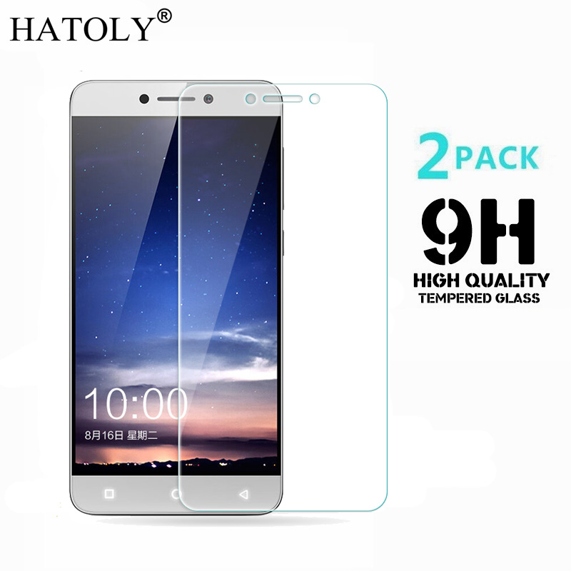 2PCS Tempered Glass For LeEco Cool 1 Ultra-thin Screen Protector for LeEco Letv Coolpad Cool 1 C103 HD Toughened Film HATOLY(China)