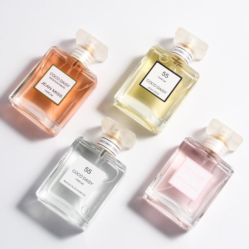 Original Brand Perfume For Women 50ML Long Lasting Fresh Lady Eau De Parfum Antiperspirant Fragrance Female New EDP Parfume