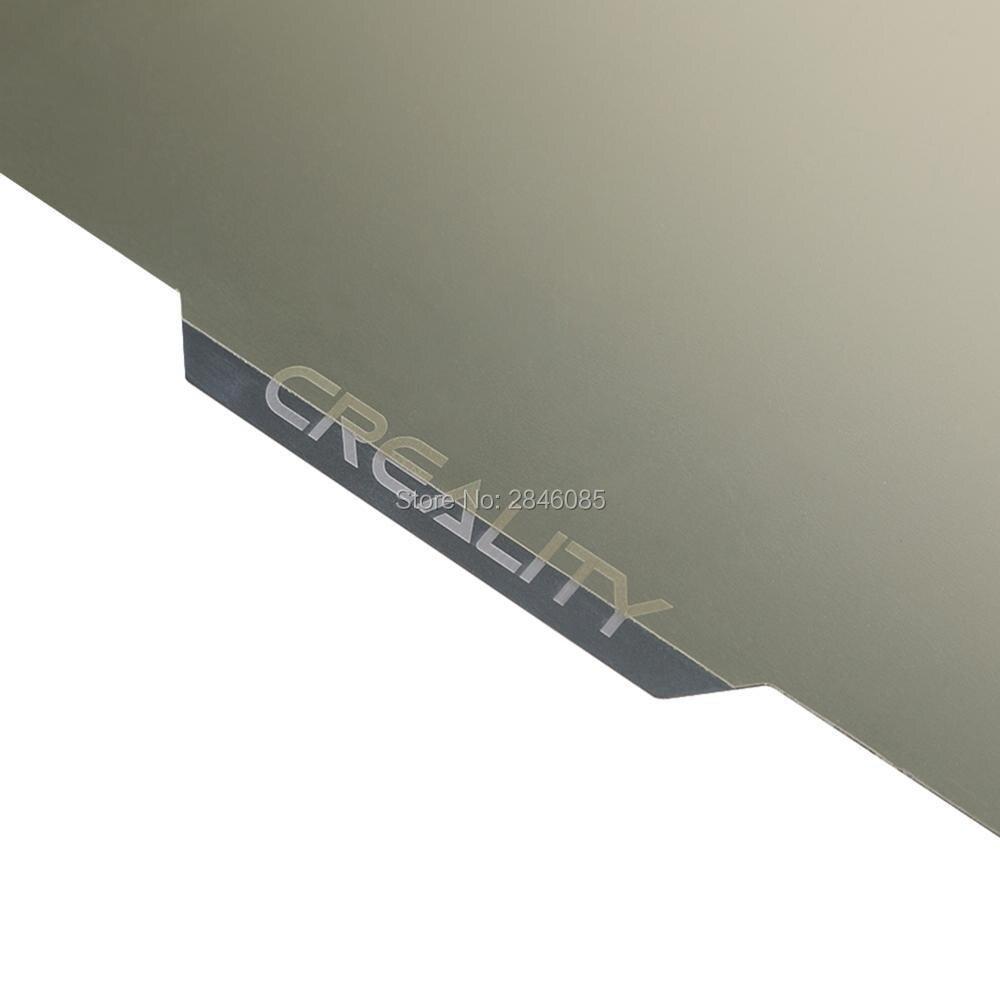 lowest price For Ender-3 Printer Newest 235 235 3mm 3D Printer Hotbed Build Plate 3D Printer Polypropylene Build Plate
