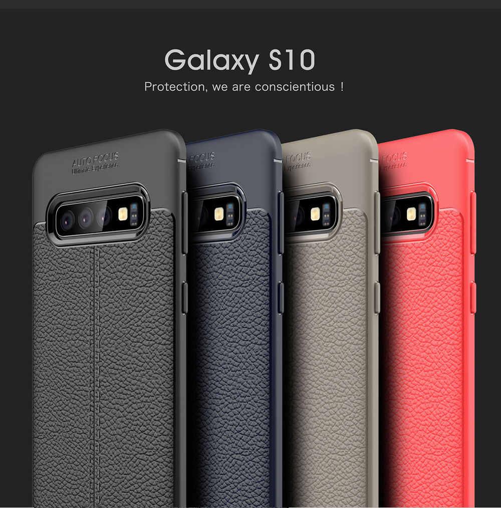 Caso para Samsung Galaxy A6 A7 A8 A9 J4 J6 Plus 2018 caso a prueba de golpes para Samsung Galaxy S7 S8 S9 S10 lite S10e Plus Nota 9 8