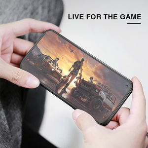 Image 3 - 3 1/PCS Matte protective Glass For Honor 10 9 P40 lite 8x 7x Screen Protector Tempered glass for huawei p30 p20 Y5 Y6 Y7 Y8 P S