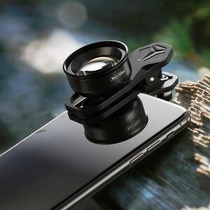 Image 5 - APEXEL 100mm obiektyw makro aparat telefon obiektyw 4 K HD Super makro soczewki CPL filtr gwiazdkowy dla iphone xs max samsung s9 wszystkich smartfonów