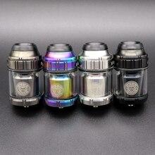 Hongxingjia Vape Zeus X RTA Atomizer Đầu Đốt Vape 3.5Ml 4.5Ml Pyrex Kính Xe Tăng Thuốc Lá Điện Tử Hộp Bản Mod Bộ Dụng Cụ Vaper hút Mùi