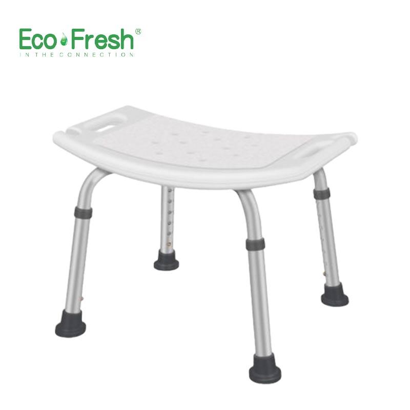 Ecofresh toilet stool bathroom stool squat toilet squatting toilet stool bathroom toilet stool shower chairs7-heights adjustment