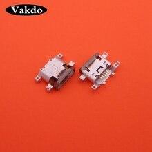 1000PC micro USB socket Charge port Connector for Motorola XT1053 XT1055 XT1056 XT1058 XT1060 T1641 XT1642 Moto X XT1625 G4 Plus