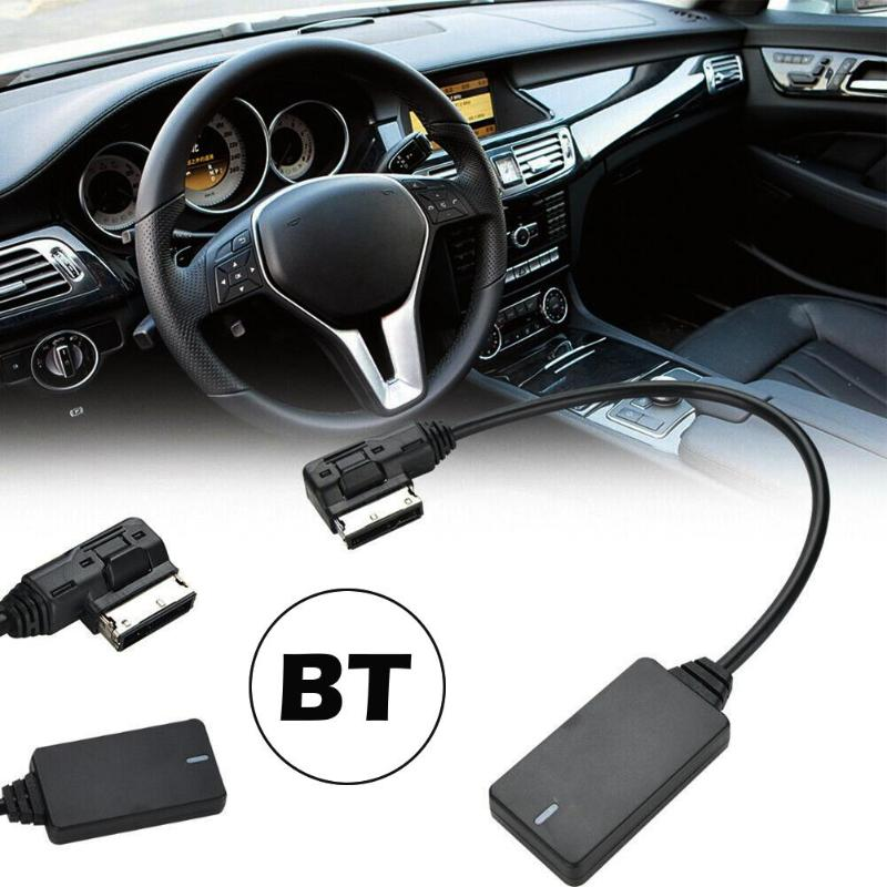 AMI Wireless Bluetooth Receiver Cable Adapter 5.0 Audio Receiver 3G MMI Adapter Cable for Audi(China)
