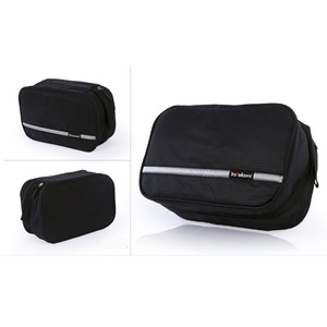 Image 2 - Travel Cosmetic Bag Men Wash Shaving Bag Waterproof Women toiletry Storage Large Capacity Vanity organizer toilet bag makeup kit