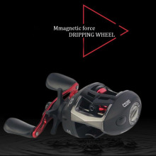 Fishing reel Baitcast wheel fishing line sub-wheel sub-handle fish gear Wheel