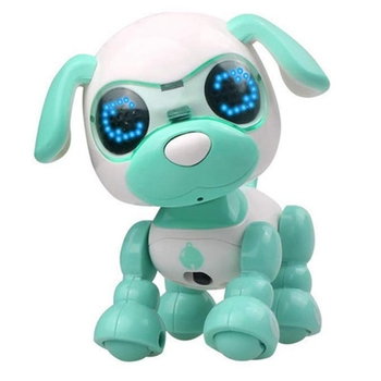Robot Dog Puppy Toys for Children Interactive Toy Birthday Present Christmas Gifts Robot Toys for Boy Girl lnteractive smart robot dog child toy smart light dancing robot dog toy electronic pet child birthday gift toys for children