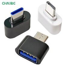 Adaptateur USB type-c OTG mâle vers USB 2.0 femelle, convertisseur Micro USB mâle vers USB femelle, pour Macbook, Samsung, Huawei, OTG