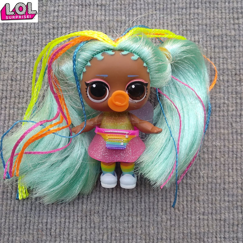 LOL Doll Surprise Original 2 Generation HAIRGOALS Dolls Boy Doll Toys Gift For Grils