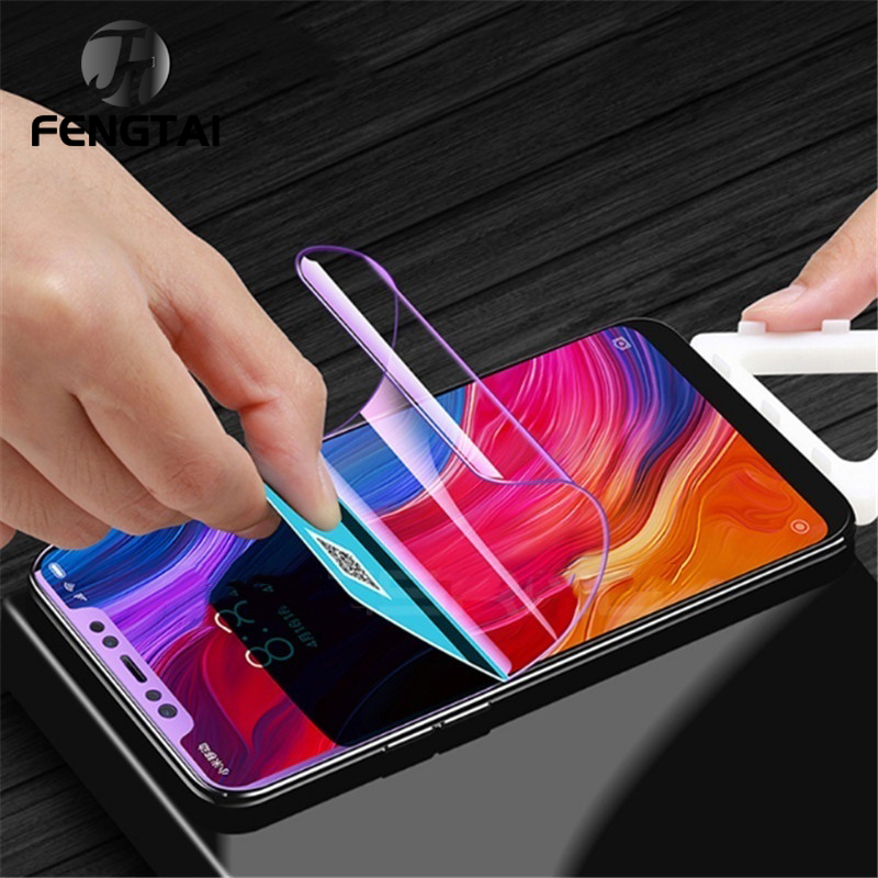 Hydrogel Film Honor 8x On For Huawei Honor 8x Honer 8c 8 X Lite Screen Protector Protective Film Huavei X8 C8 8lite