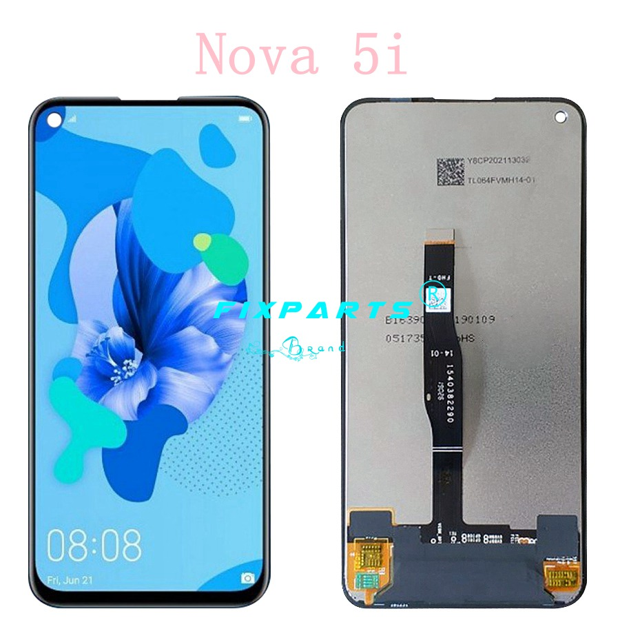 Nova 5i LCD Display