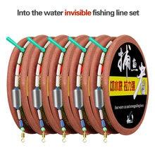 Biaobi nylon fishing line 16 strands 35lb 55lb multifilament
