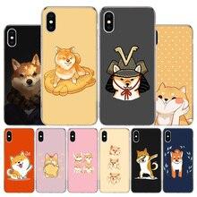 Animal Shiba Inu Phone Case For Apple Iphone