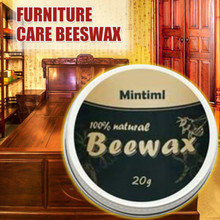 Деревянный приправа Beewax комплексное решение мебель Beewax уход домашний очиститель древесины чистящие средства 20/100 г хороший
