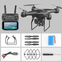 4K drone Rc Helicopter 1080P Quadrocopter With Camera Drone